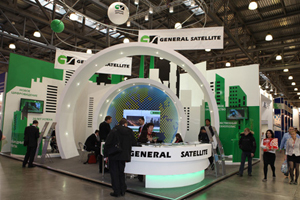 General Satellite Corporation at CSTB-2012 Exhibition